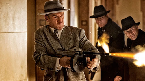 New York Times' A. O. Scott Reviews 'Gangster Squad'