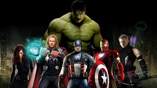 Avengers Post Credits Scene