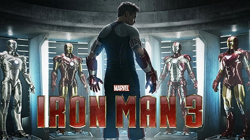 Juicy Tidbits about 'Iron Man 3'