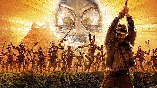 Honest Trailer for 'Kingdom of the Crystal Skull'