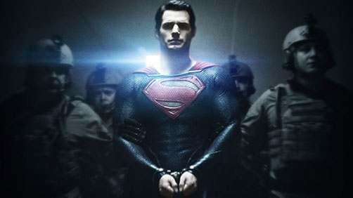 'Man of Steel' Gets PG-13 Rating