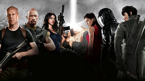'G.I. Joe: Retaliation' has Ninjas!