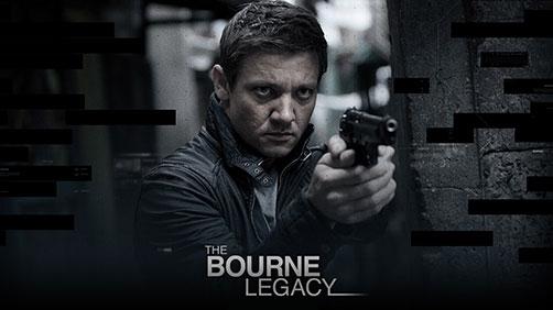 Bourne Legacy Info