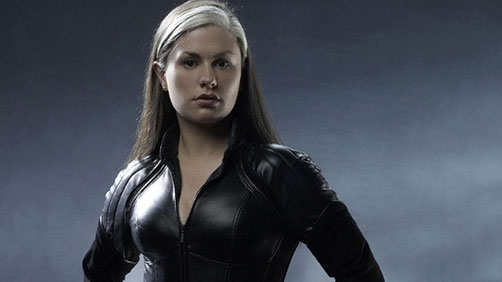 Anna Paquin, Ellen Page, and Shawn Ashmore in 'X-Men'