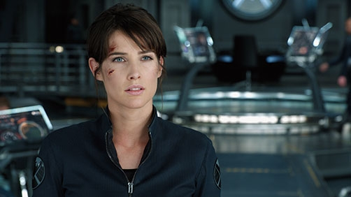 Maria Hill a Possibility for S.H.I.E.L.D.