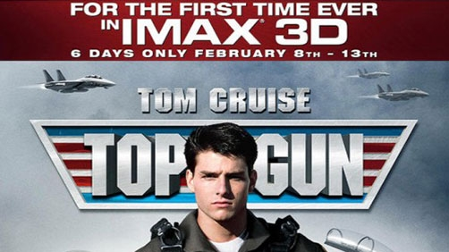 'Top Gun' IMAX 3D Trailer