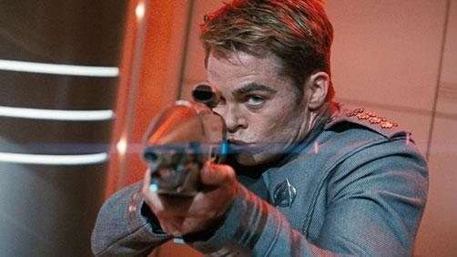 'Star Trek Into Darkness' Featurette