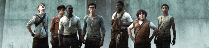 Some of the characters in 'The Maze Runner'